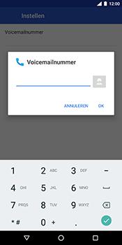 Nokia 7 Plus - voicemail - handmatig instellen - stap 10