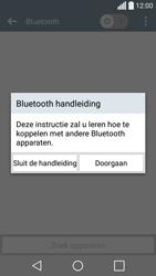 LG Spirit (H420F) - Bluetooth - Koppelen met ander apparaat - Stap 5
