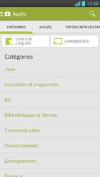 LG Optimus F5 - Applications - Télécharger une application - Étape 6
