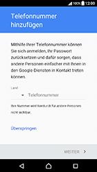 Sony Xperia X Compact - Apps - Einrichten des App Stores - Schritt 14