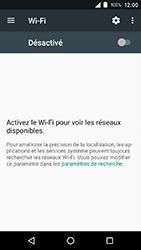 Crosscall Action X3 - Internet et connexion - Accéder au réseau Wi-Fi - Étape 5