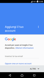 Sony Xperia XA - E-mail - 032a. Email wizard - Gmail - Fase 10