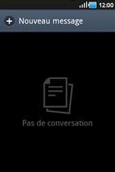 Samsung Galaxy Ace - Contact, Appels, SMS/MMS - Envoyer un MMS - Étape 3