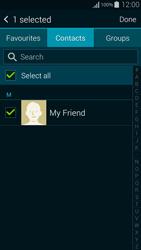 Samsung G850F Galaxy Alpha - E-mail - Sending emails - Step 7