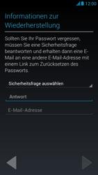 Huawei Ascend G526 - Apps - Einrichten des App Stores - Schritt 11