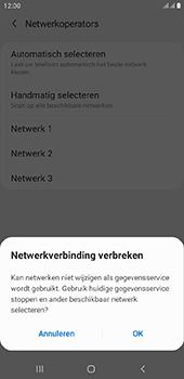 Samsung Galaxy J6 Plus - Netwerk - gebruik in het buitenland - Stap 15