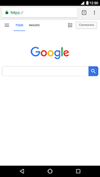 LG Nexus 5X - Android Oreo - Internet - Navigation sur Internet - Étape 11