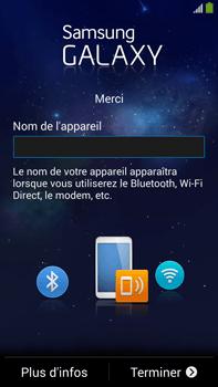 Samsung Galaxy Note 3 - Premiers pas - Créer un compte - Étape 30