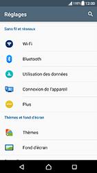 Sony Xperia XA (F3111) - Android Nougat - Internet - Désactiver les données mobiles - Étape 4