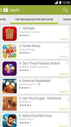 Bouygues Telecom Ultym 5 - Applications - Télécharger une application - Étape 10