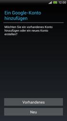 HTC S720e One X - Apps - Konto anlegen und einrichten - Schritt 4