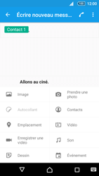 Sony Xperia Z5 Compact - Contact, Appels, SMS/MMS - Envoyer un MMS - Étape 13