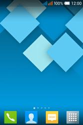Alcatel OT-4015X Pop C1 - Applications - Personnaliser l