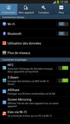 Samsung I9205 Galaxy Mega 6-3 LTE - Internet - activer ou désactiver - Étape 4