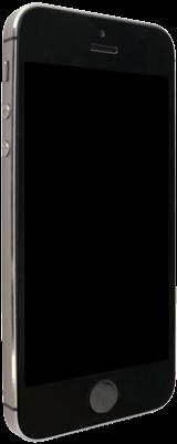 Apple iPhone 5s - iOS 11 - Premiers pas - Découvrir les touches principales - Étape 3