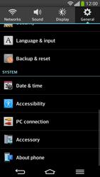 LG D955 G Flex - Software - Installing software updates - Step 6