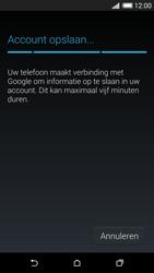 HTC One Mini 2 - apps - account instellen - stap 15