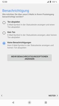 Sony Xperia XZ2 Premium - Android Pie - E-Mail - Konto einrichten - Schritt 20