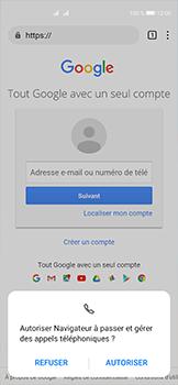 Huawei P40 - E-mails - Ajouter ou modifier votre compte Gmail - Étape 8