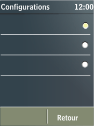 Nokia X3-02 - MMS - configuration automatique - Étape 14