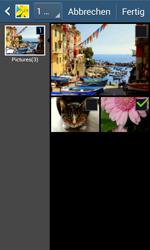 Samsung Galaxy Trend Plus - MMS - Erstellen und senden - 21 / 24