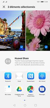 Huawei Mate 20 Pro - Photos, vidéos, musique - Envoyer une photo via Bluetooth - Étape 8