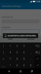 HTC Desire 816 - E-mail - e-mail instellen: POP3 - Stap 13