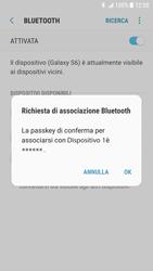 Samsung Galaxy S6 - Android Nougat - Bluetooth - Collegamento dei dispositivi - Fase 8