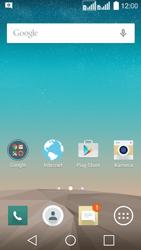 LG Leon - Internet - Automatische Konfiguration - Schritt 5