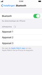 Apple iPhone SE - iOS 13 - Bluetooth - koppelen met ander apparaat - Stap 7