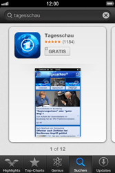 Apple iPhone 4 - Apps - Herunterladen - 5 / 20