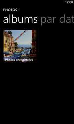 Nokia Lumia 925 - Photos, vidéos, musique - Envoyer une photo via Bluetooth - Étape 5