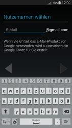 Samsung Galaxy A5 - Apps - Konto anlegen und einrichten - 7 / 22