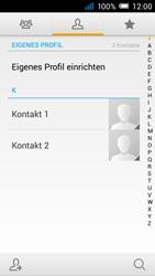 Alcatel OT-7041X Pop C7 - Anrufe - Anrufe blockieren - Schritt 6