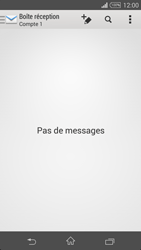 Sony Xperia Z3 - E-mail - configuration manuelle - Étape 4