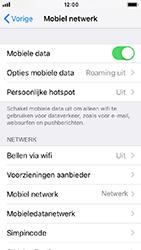 Apple iPhone SE - iOS 12 - Netwerk - Wijzig netwerkmodus - Stap 4