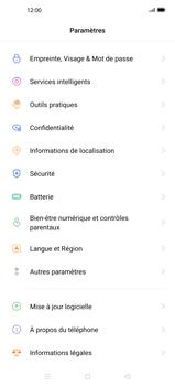 Oppo Find X2 - Prise en main - Comment activer un code SIM - Étape 4