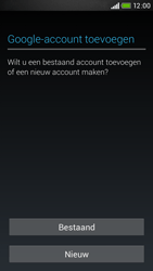 HTC Desire 601 - apps - account instellen - stap 4