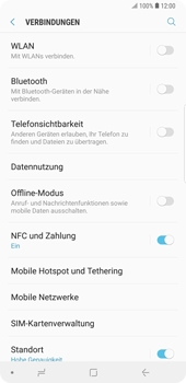Samsung Galaxy Note9 - Internet - Apn-Einstellungen - 8 / 39