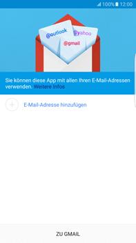 Samsung Galaxy S6 edge+ - E-Mail - Konto einrichten (gmail) - 6 / 19