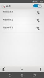 Sony Xperia E4g (E2003) - WiFi - Verbinden met een netwerk - Stap 6