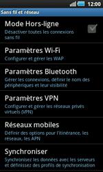 Samsung I5800 Galaxy Apollo - Internet - Configuration manuelle - Étape 5