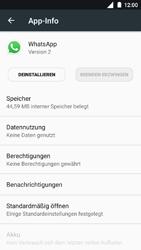 Nokia 3 - Apps - Eine App deinstallieren - Schritt 6