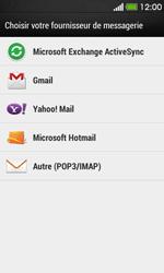 HTC Desire 500 - E-mail - Configuration manuelle - Étape 5