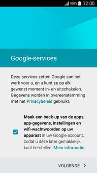 Samsung N910F Galaxy Note 4 - E-mail - handmatig instellen (gmail) - Stap 14