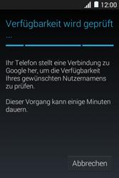 Samsung Galaxy Young 2 - Apps - Konto anlegen und einrichten - 10 / 25
