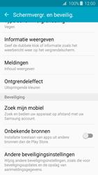 Samsung Galaxy J3 (SM-J320FN) - Beveiliging en ouderlijk toezicht - Zoek mijn mobiel inschakelen - Stap 5