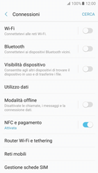 Samsung Galaxy A5 (2017) - Internet e roaming dati - Configurazione manuale - Fase 7