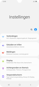 Samsung Galaxy A70 - internet - data uitzetten - stap 4