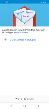 Samsung Galaxy S20 5G - E-Mail - 032b. Email wizard - Yahoo - Schritt 6
